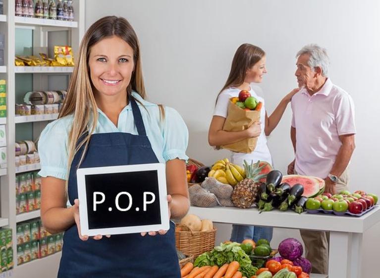 El Material P.O.P. Publicidad en el punto de venta oscarauza.com