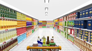 Retail, Merchandising y vitrinismo
