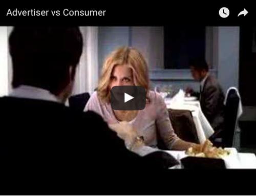 Advertiser Vs. Consumer