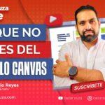 Que es el Modelo Canvas Mauricio Reyes