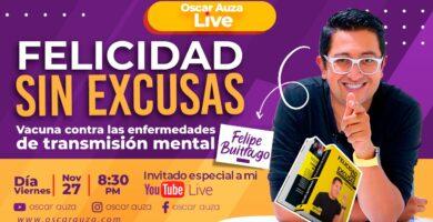 Felicidad sin Excusas Felipe Buitrago