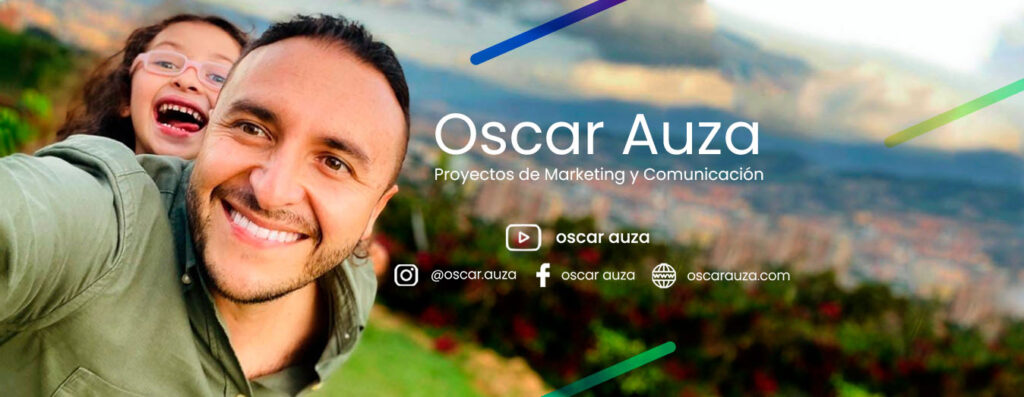 Oscar Auza Marketing