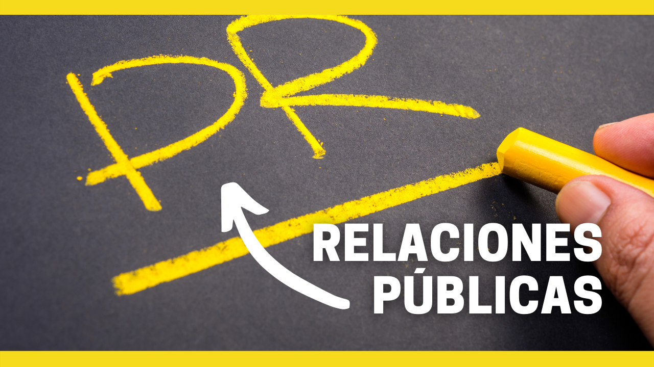 Relaciones pubicas en el marketing